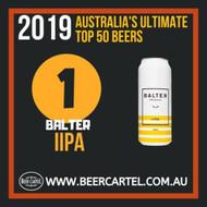 NUMBER 1 in Australia's Ultimate Top 50 Beers for 2019: Balter IIPA⠀