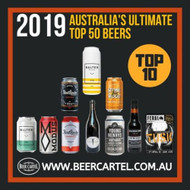 Congratulations to the amazing breweries that made the top 10 of Australia's Ultimate Top 50 Beers for 2019.