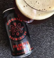 ​Mismatch Evil Archie's Red IPA⠀
