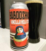 Hargreaves Hill Babooshka Vanilla Milk Stout⠀