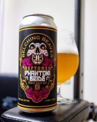 ​Deftones / Belching Beaver Phantom Bride IPA is back in stock!