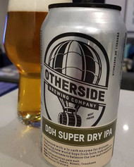 Otherside DDH Super Dry IPA⠀