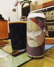 ​Left Handed Giant / Uiltje Woodland Creatures Stout⠀