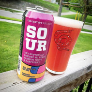 Collective Arts Project Sour with Peach, Passion Fruit and Raspberry⠀