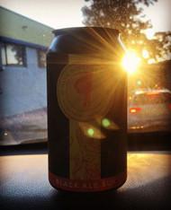 Nine Fingers Black Ale Sun XBA⠀