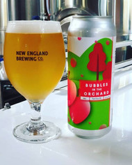 New England Bubbles In the Orchard Brut IPA⠀