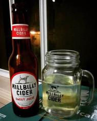 Hillbilly Sweet Julie Cider⠀