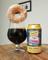 Wayward Coffee and Donuts Stout ⠀