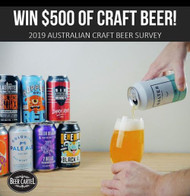 ​We're stoked to be able to launch this year's Australian Craft Beer Survey.⠀