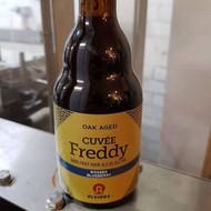 Alvinne Cuvée Freddy Blueberry Dark Sour⠀