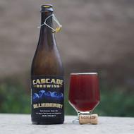 Cascade Blueberry Northwest Sour Ale⠀ ⠀