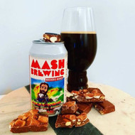Mash Locky Road Nitro Milk Stout⠀