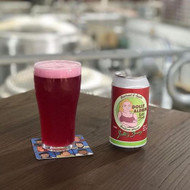 Yulli's Brews Dolly Aldrin Beetroot And Apple Berliner Weisse