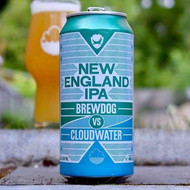 BrewDog vs Cloudwater New England IPA⠀