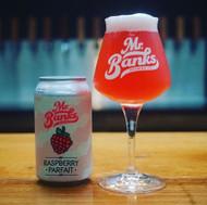 Mr Banks Raspberry Parfait Sour Ale⠀