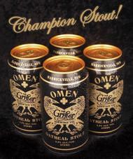 Grifter The Omen Oatmeal Stout⠀