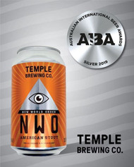 Temple New World Order Stout⠀