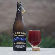 Cascade Blueberry Northwest Sour Ale⠀