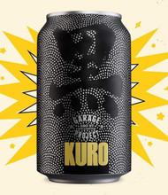Garage Project Kuro Japanese Inspired Black Lager⠀