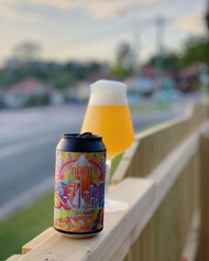​Grand Ridge Paper Mache Dream Balloon NEIPA⠀