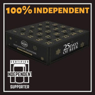 ​We're super proud to say our Beer Advent Calendar is 100% independent.