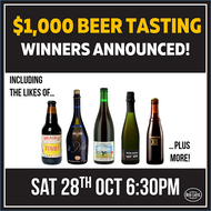 Sydney Beer Week 2017 Ultimate Free Beer Tasting Winners