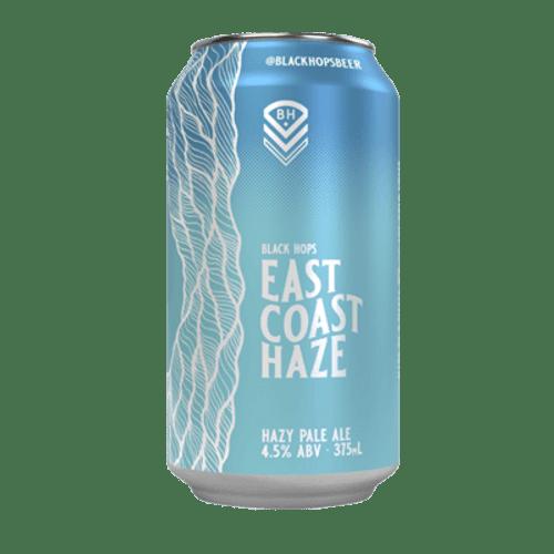 Black Hops East Coast Hazy Pale Ale 375ml Can