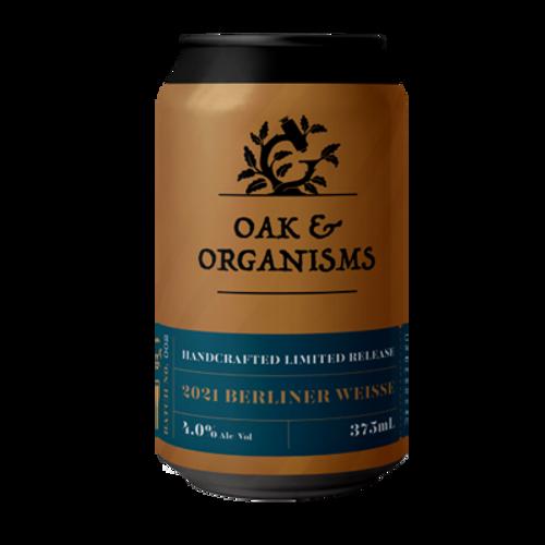 Aether Brewing Oak and Organisms Berliner Weisse 375ml