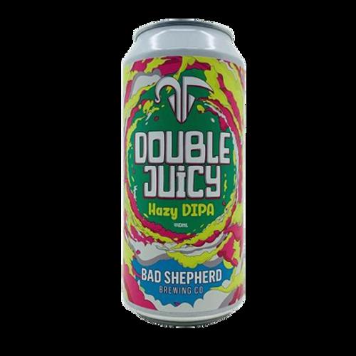 Bad Shepherd Double Juicy DIPA 440ml Can