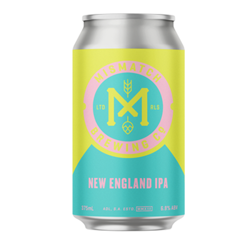 Mismatch New England IPA 375ml Can