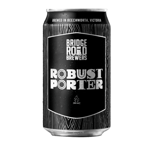 Bridge Road Robust Porter 355ml Can