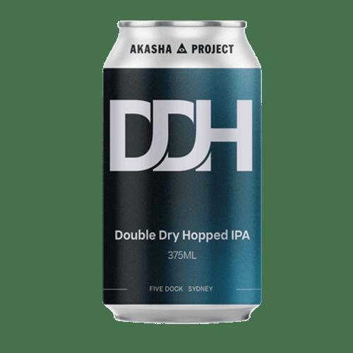 Akasha Double Dry Hopped IPA 375ml Can