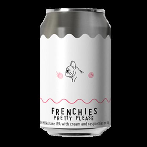 Frenchies Pretty Please Raspberry IPA 330ml Can