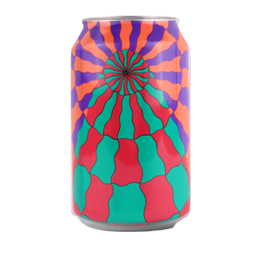 Omnipollo Pleroma Blackberry Blueberry Lime Creme Brulee Sour 330ml Can