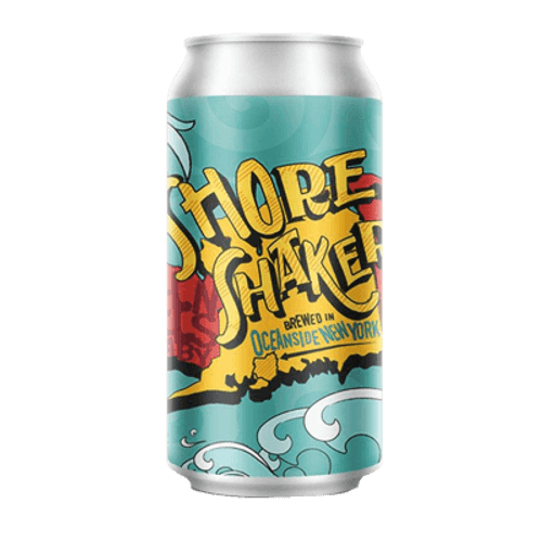 Barrier Brewing Shore Shaker DDH IPA 470ml Can