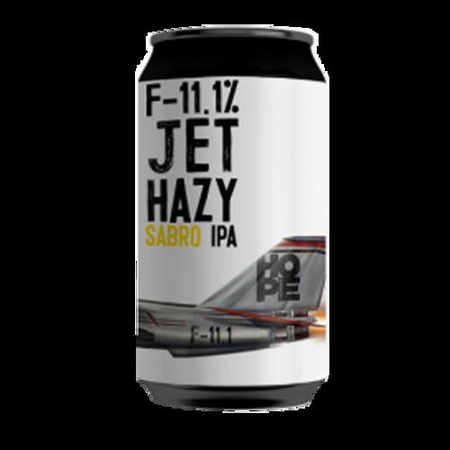 Hope F-11.1% Jet Sabro Hazy IPA 375ml Can
