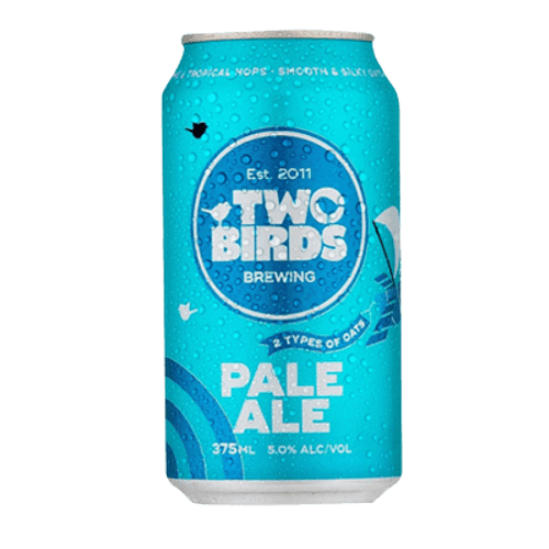 Two Birds Pale Ale 375ml Can