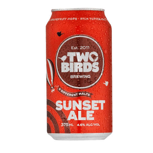 Two Birds Sunset Ale 375ml Can