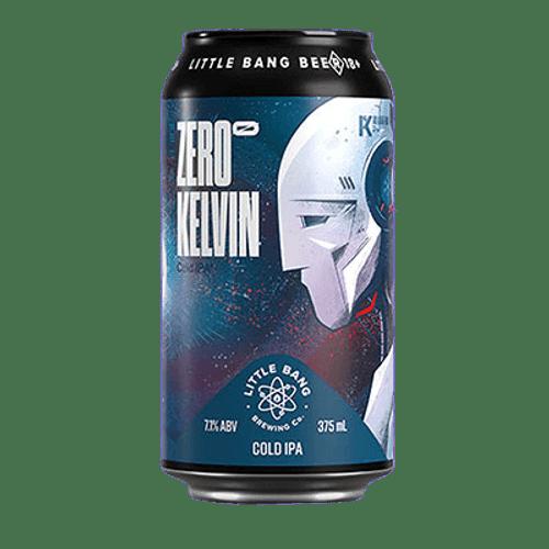 Little Bang Zero Kelvin Cold IPA 375ml Can
