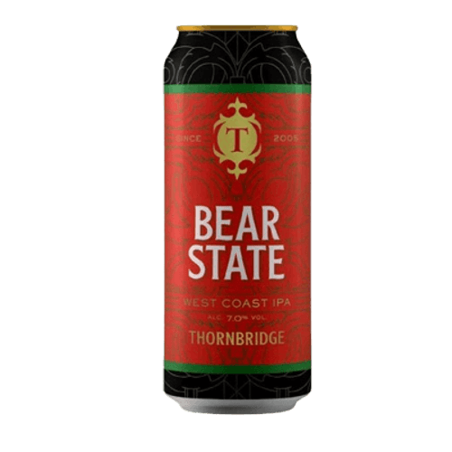 Thornbridge Bear State WCIPA 440ml Can