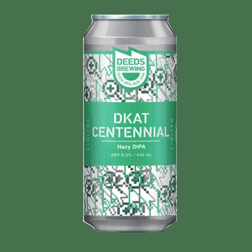 Deeds DKAT Centennial Hazy DIPA 440ml Can