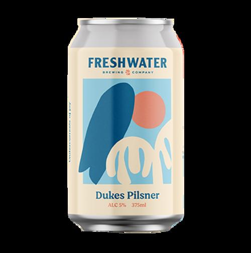 Freshwater Duke's Czech Pilsner 375ml Can