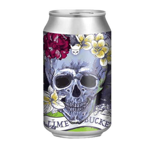 Valhalla Lime Bucket Lime & Cheesecake Sour Ale 375ml Can