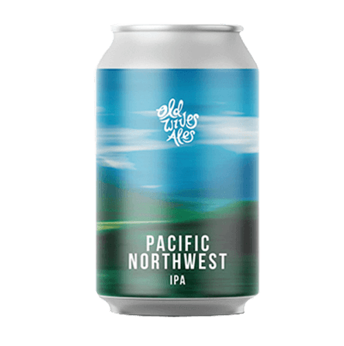 Old Wives Ales Pacific NorthWest IPA 375ml Can
