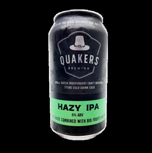 Quakers Hat Hazy IPA 375ml Can