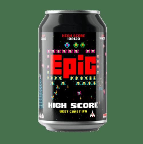 Epic High Score West Coast IPA 330ml Can