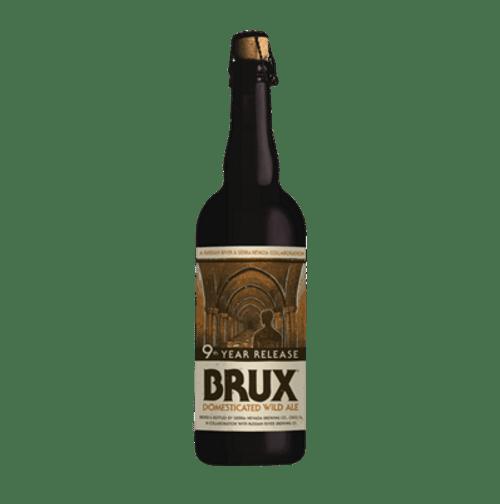 Sierra Nevada BRUX Wild Ale 9th Year Release 750ml Bottle
