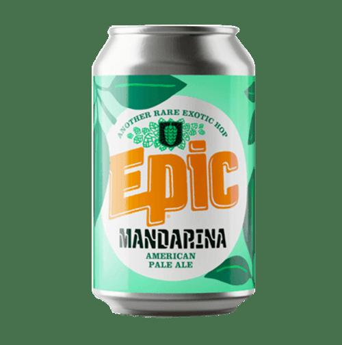 Epic Mandarina American Pale Ale 330ml Can