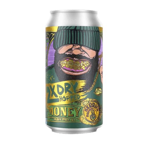 Barrier Brewing Money DDH IPA 473ml Can