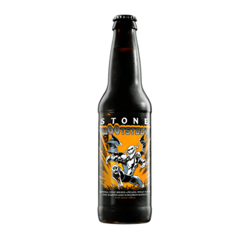 Stone Brewing wOOtstout Imperial Stout 2021 355ml Bottle